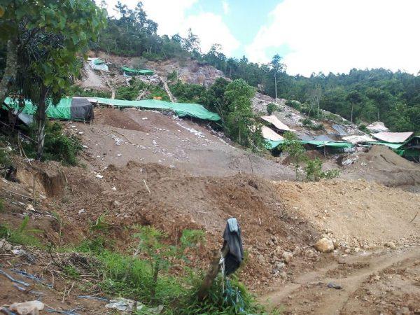 PT JRBM Diminta Bertanggungjawab Soal Kerusakan Hutan Penyangga di Blok Bakan
