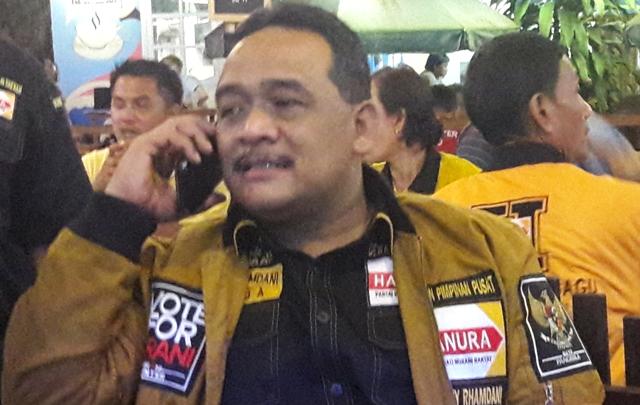 Benny Rhamdani Umumkan Siap Maju ke DPR RI