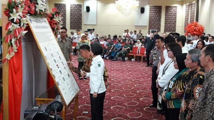Bupati Bolmong Tandatangani Kesepakatan Pemberantasan Korupsi Terintegrasi