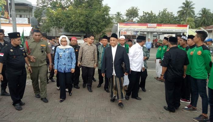 Bupati Bolmong: Peran NU Sangat Besar Dalam Menjaga NKRI