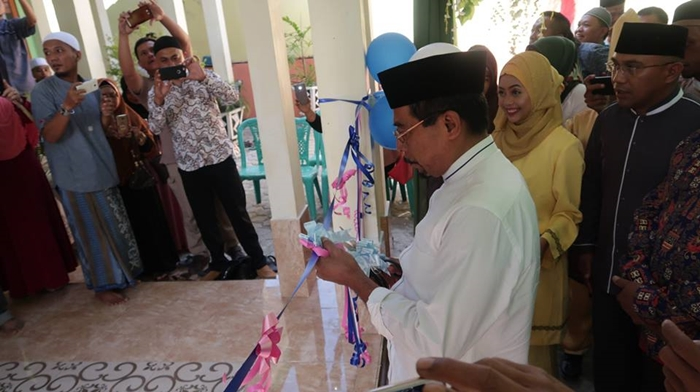 Bupati Boltim Ingatkan Peran Masjid Sebagai Aktivitas Sosial dan Pendidikan