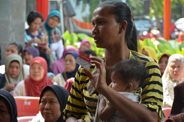 Penyaluran Program BPNT di Bolmong Pakai Kartu E-Warung