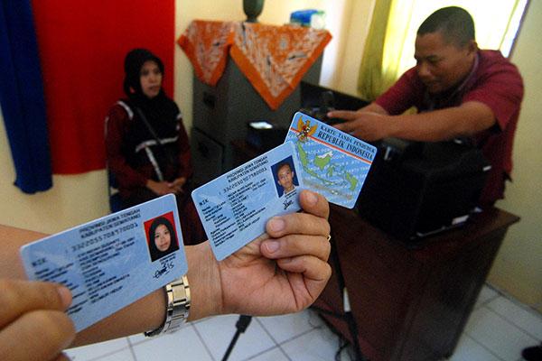 Disdukcapil Bolmong Maksimalkan Perekaman e-KTP