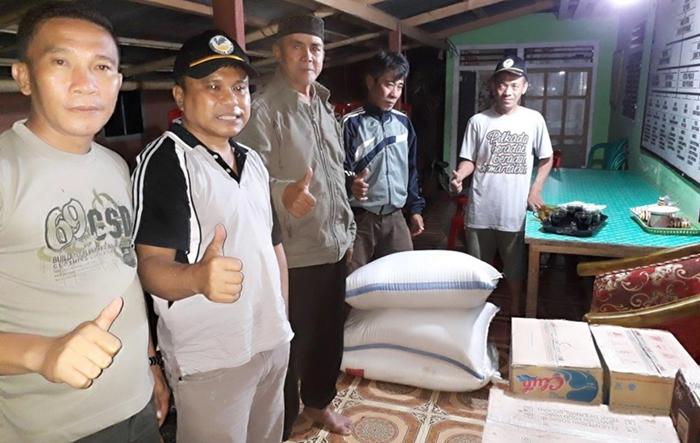 Bupati Bolmong Kerahkan Dinsos Serahkan Bantuan Untuk Korban Banjir