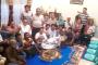 Jauh-Jauh Datang dari Kecamatan Posigadan, Puluhan Warga Ini Hanya Menyampaikan Dukungan ke Benny Rhamdani