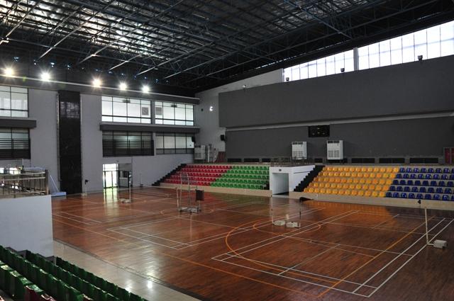 Pemkab Bolmong Siapkan 1 Miliar Untuk Gelanggang Olahraga