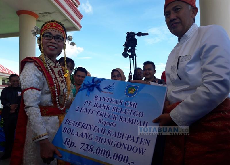 Bupati Bolmong: Penarikan Dana dari Bank SulutGo Sudah Bulat