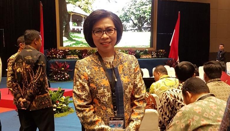 Bupati Bolmong Hadiri Rapat Kerja Yang Dibuka Wakil Presiden Yusuf Kallah