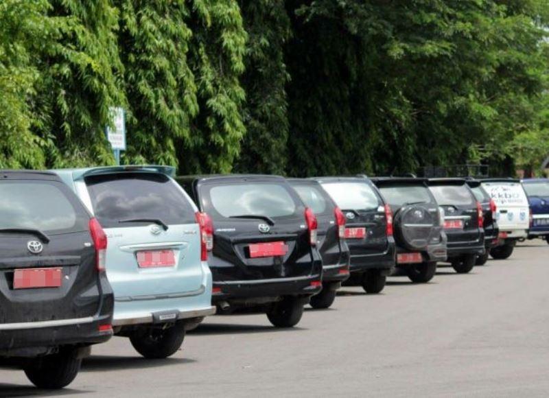 Polisi Berhasil Amankan Mobil Pemkab Bolmong Diduga Telah Diperjual Belikan