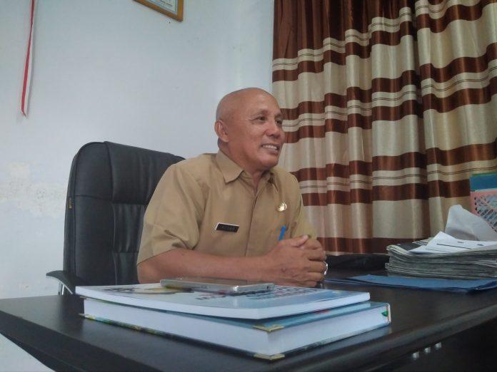 Dishub Boltim Tunggu Perda Untuk Retribusi Kapal Pengangkut Penumpang