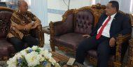 Walikota Kotamobagu Terima Kunjungan Kerja Wakil Ketua Komite I DPD RI