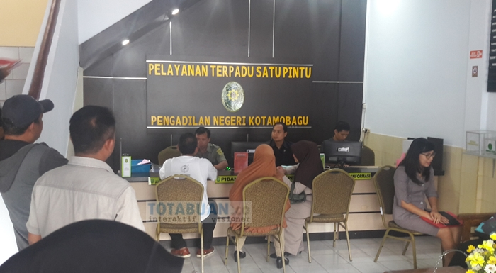 Lima Pemilik Toko di Jalan Kartini Kotamobagu Digugat Ahli Waris