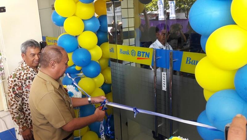 Diresmikan Walikota, Bank Tabungan Negara Hadir di Kota Kotamobagu