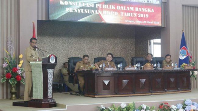 Pemkab Bolmong Timur Bangun 1.140 RTLH