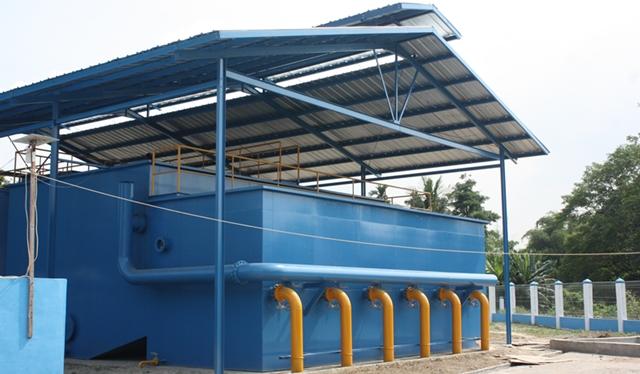 Warga Passi Timur Nikmati Air Bersih