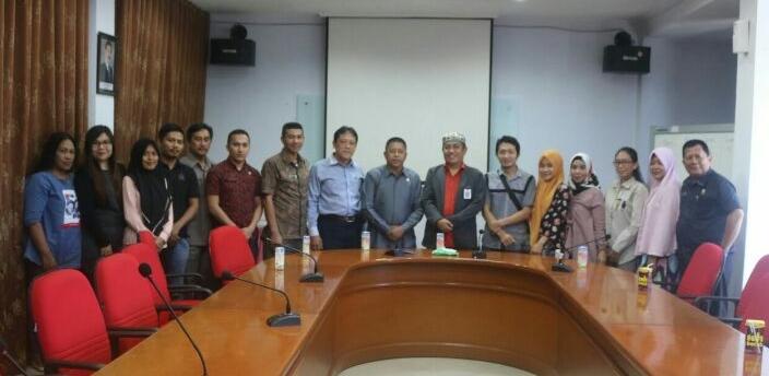 Pemkab Boltim Kunjungi 13 PNS Tugas Belajar di STIA LAN Makassar