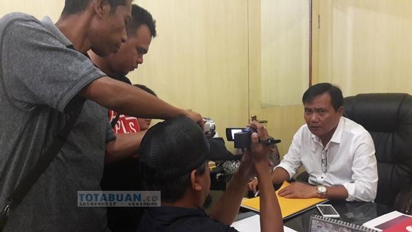 Jumat, Kepala Sub Divre Bulog Bolmong Diperiksa Penyidik Tipidkor
