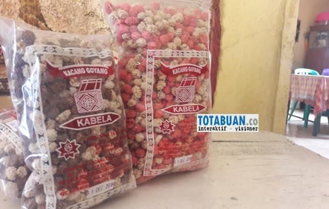 Kacang Goyang Jadi Oleh-Oleh Khas Kota Kotamobagu