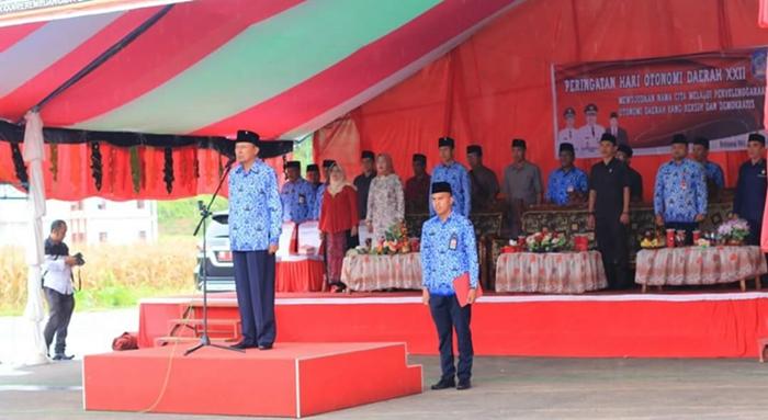 Pemkab Bolsel Peringati Hari Kartini dan Hari Otda Tahun 2018