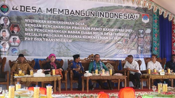Boltim Dapat Jatah Dua Kadesdari Kementrian Desa ke Malaysia