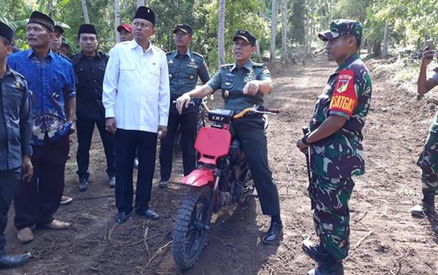 TMMD di Bolsel Perkuat Kemanunggalan TNI dan Rakyat