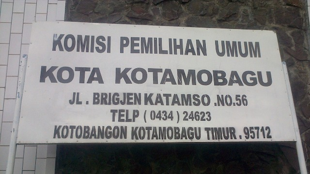 KPU Kotamobagu Minta Maaf, Akui Keliru Sampaikan Soal Laporan Dana Kampanye TB-NK