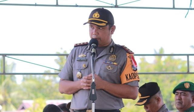 Soal Penetapan Tersangka Dugaan Korupsi di Bulog Bolmong, Polres Tunggu Hasil Audit