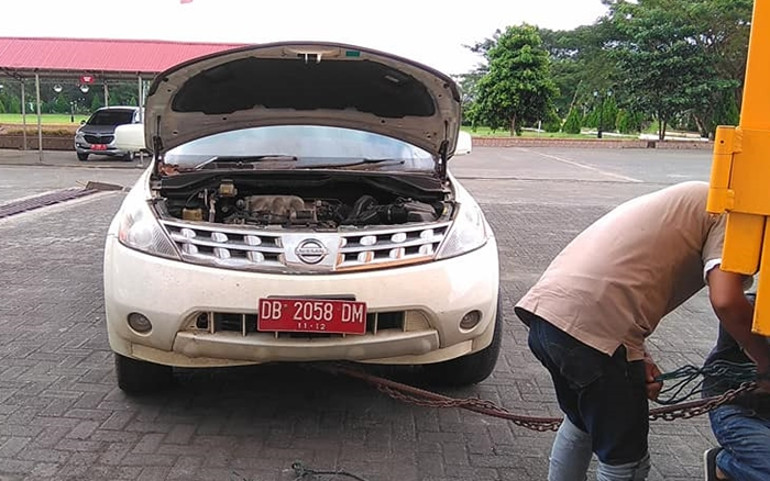 Rabu, Pemkab Bolmong Kembali Lelang 37 Unit Kendaraan