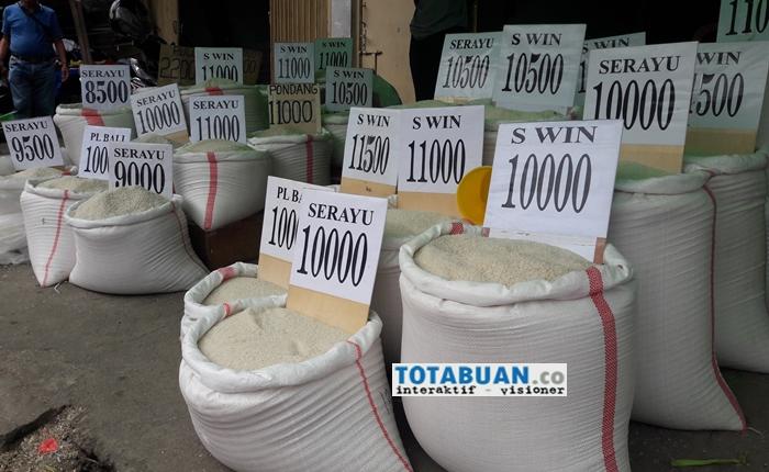Jelang Ramadhan, Stok Sembako di Kotamobagu Aman