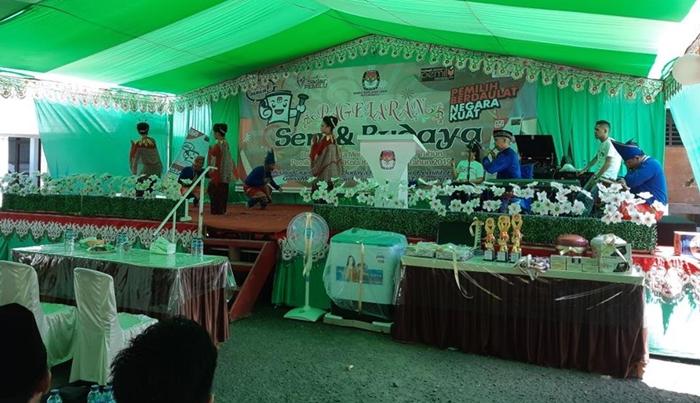 Sosialisasi Pemilu 2019 di Kota Kotamobagu Kurang Diminati Parpol