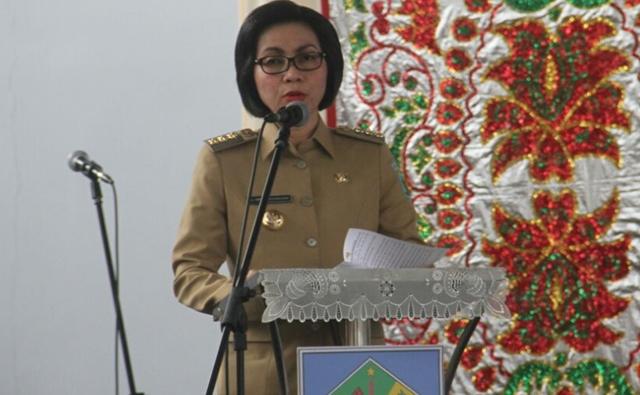Bupati Bolmong Beberkan Empat Isu Strategis Yang Dihadapi Pemerintah Daerah