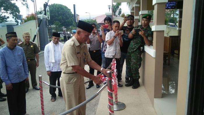 Pemkot Kotamobagu Dukung Pembukaan Kantor SPKT Polres Bolmong