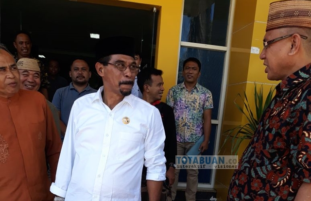 Rektor UG Sebut Sehan Landjar Gubernur Gorontalo