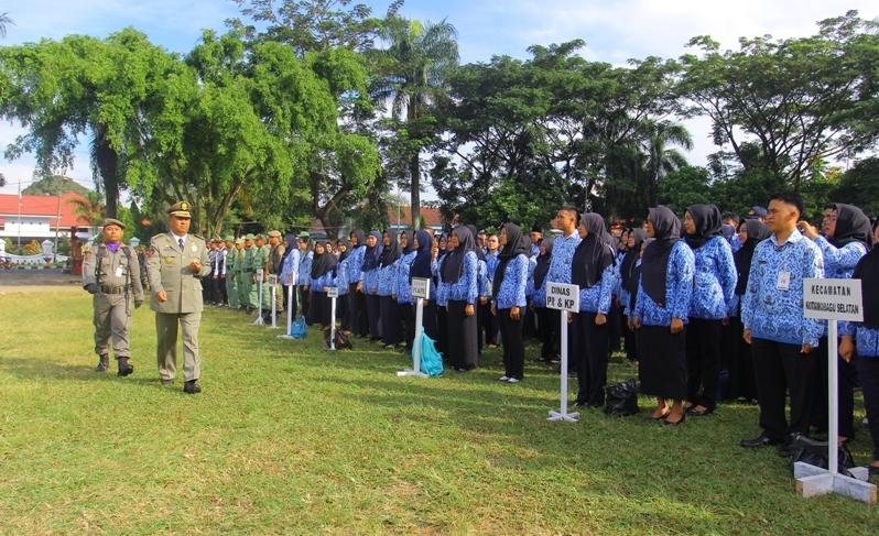 Pemkot Siapkan 9.6 Miliar Lebih Bayar THR PNS Kotamobagu