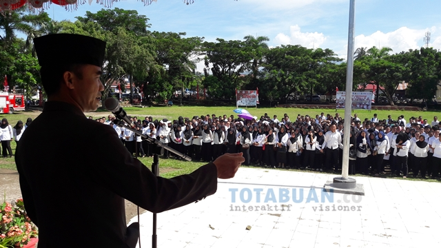 Pemkot Kotamobagu Pastikan Tidak ada THR Untuk Tenaga Kontrak