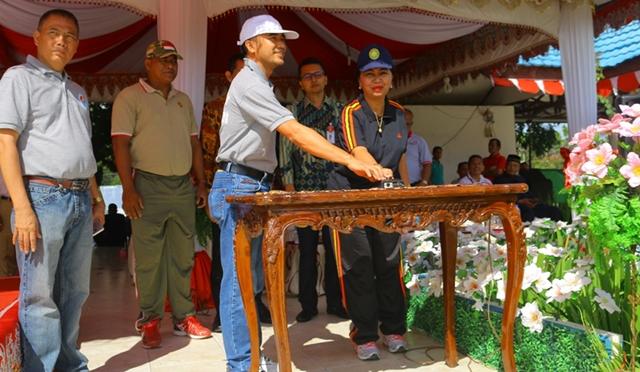 Sekda Buka Pekan Olaraga Kota Kotamobagu ke Dua