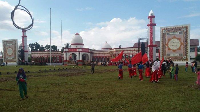 Panitia MTQ Matangkan 600 Siswa di Acara Pembukaan MTQ Tingkat Provinsi Sulut