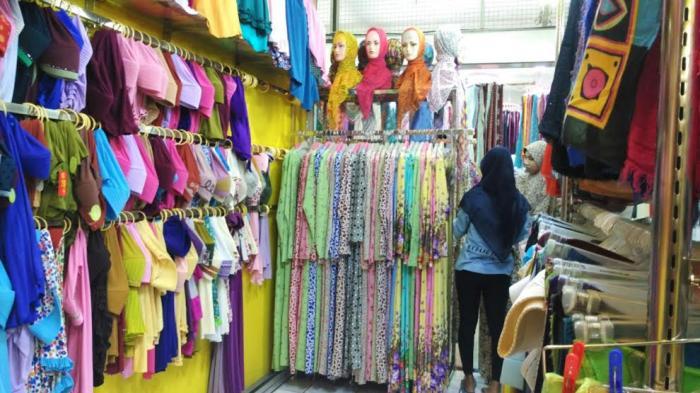 Sektor Usaha Penjualan Busana Muslim di Kotamobagu Naik Drastis