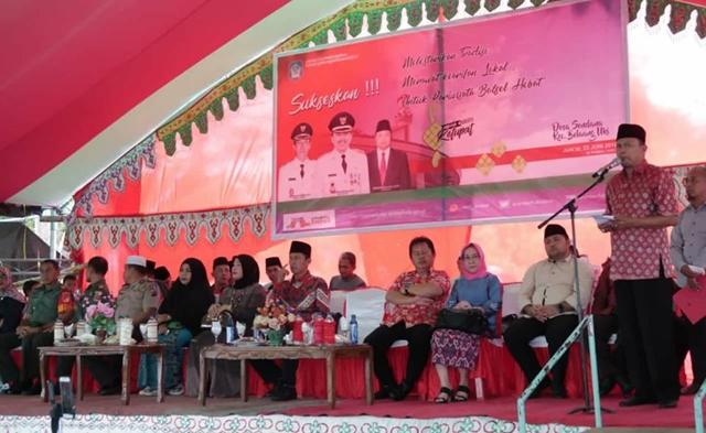 Festival Ketupat di Bolsel Momen Kebersamaan dan Persaudaraan