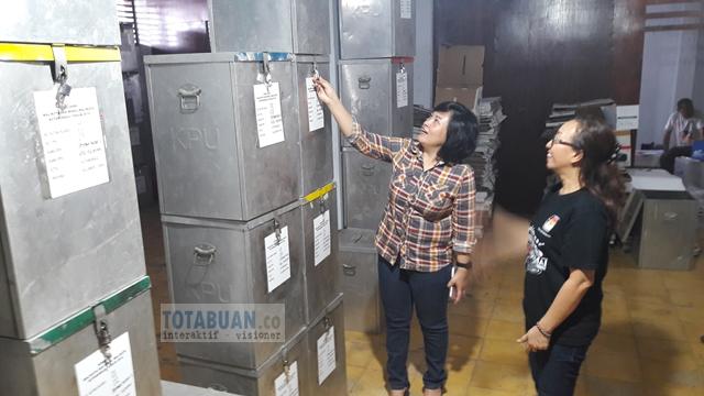 Ketua KPU Sulut Pastikan Logistik Terdistribusi Tepat Waktu