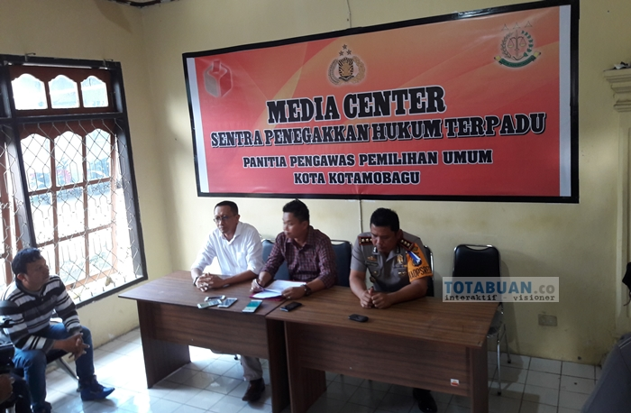 Panwaslu Simpulkan Kasus OTT dari Polres Bolmong Tidak Cukup Bukti