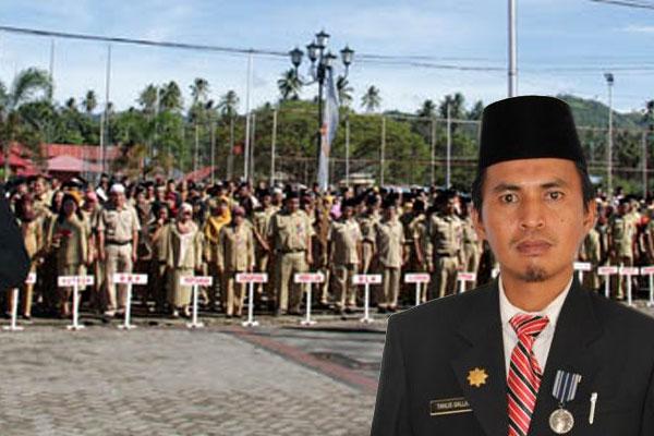 PNS Bolmong Akan Diberikan Dispensasi Pada Rabu 27 Juni
