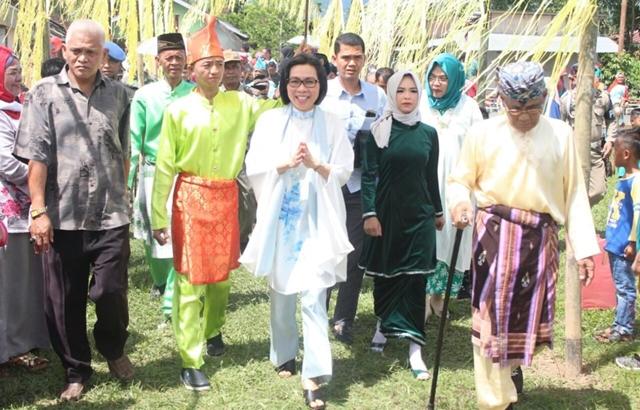Bupati: Perayaan Kulipot Angkat Kuliner Khas Bolmong