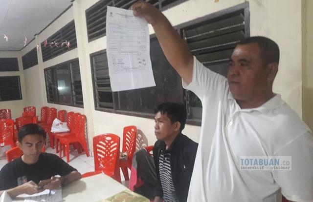 Saksi JaDi-Jo Keberatan, Formulir Model C1 KWK Sudah di Tipex