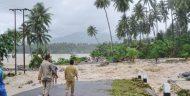 BPBD Bolsel Ingatkan, Warga Waspadai Cuaca Buruk