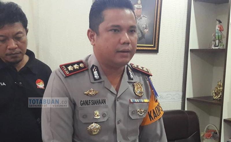 Polres Bolmong Tetapkan AH Sebagai Tersangka Dugaan Pelanggaran UU ITE