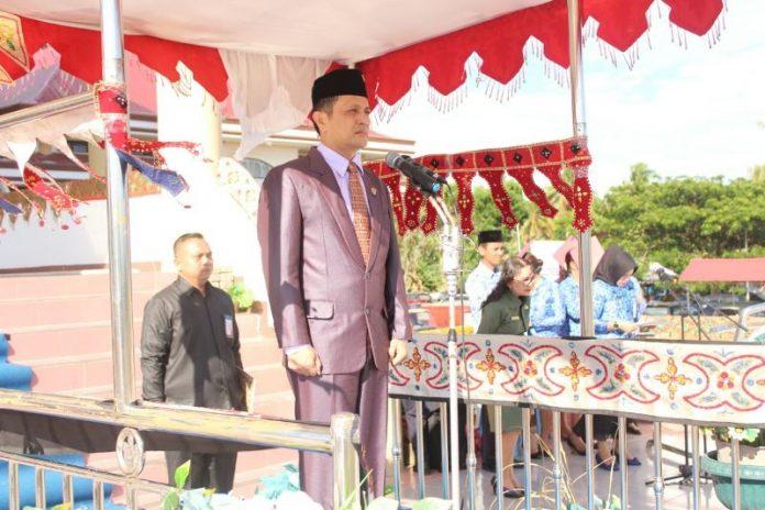 Pemkab Bolmong Peringati Hari Anak Nasional