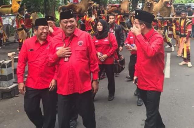 PDIP Sulut Target Tiga Kursi di Pileg 2019