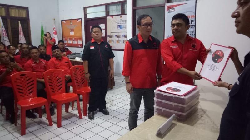 Pileg 2019, PDIP Kotamobagu Target Sembilan Kursi di DPRD