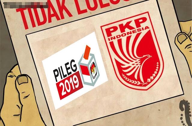 PKPI Kotamobagu Hanya Daftarkan Empat Caleg di KPU